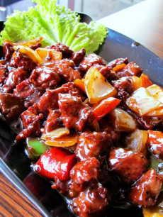 resep daging sapi lada hitam sedap nikmat