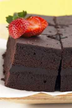 Brownies Kukus ala Femina