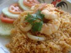 Resep Nasi Goreng Tom Yam