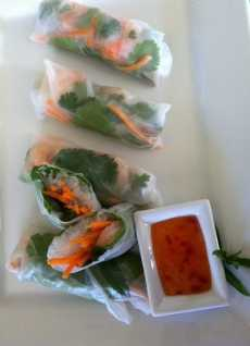 Resep Vietnamese Spring Roll