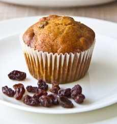 Resep Muffin Kismis