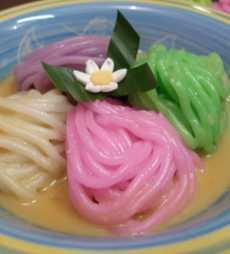 Resep Kue Putu Mayang Lezat