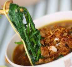 Resep Mie Kangkung