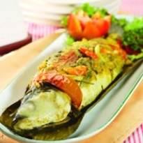 resep pepes ikan bandeng