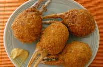 resep perkedel kepiting