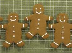 Resep Kue Jahe (Gingerbread)