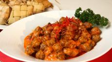 resep Sambal goreng bola daging