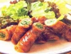 resep daging gulung saus tomat