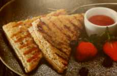 resep french toast teh