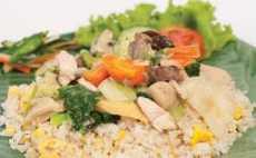 resep nasi capcay