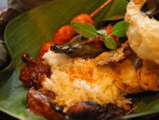 resep nasi jamblang