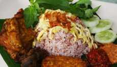 resep nasi merah