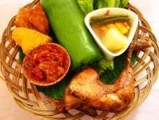 resep nasi timbel