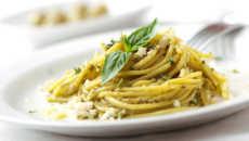 resep spaghetti pesto