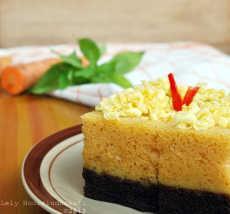Resep Brownies Wortel Keju