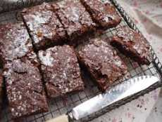 resep Brownies Moccacino