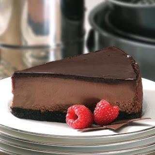 resep cheese cake coklat