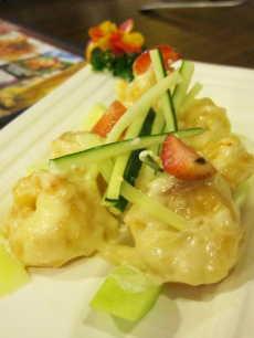 Resep Udang Saus Mayonnaise