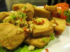Resep Tahu Cabai Garam