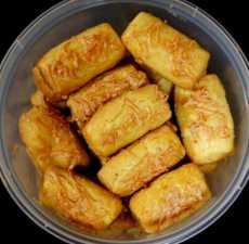 Resep Kue Keju