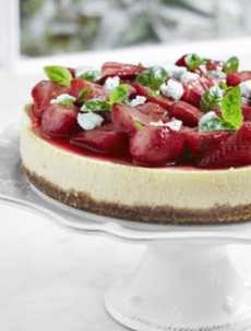 Resep Cheesecake