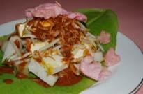 resep ketupat tahu bandung