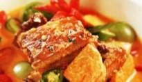 resep sambal goreng tempe ikan pari