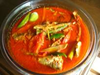 Resep Asam Ikan Padeh