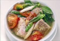 Resep Sup Kuah Asam Manado