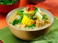 Resep Sup Lodeh Kuah Jambal