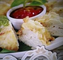 resep Tahu Ikan saus kacang