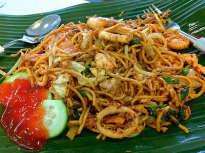 resep mie goreng seafood India