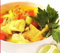 resep sup ikan kuah asam
