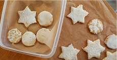 Resep Cookies Vanila