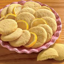 resep Kukis Lemon