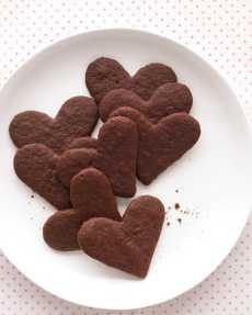Resep Kukis Coklat Hati