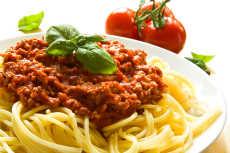 resep Spaghetti Bolognese