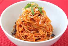 resep spaghetti pomodoro