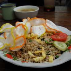 resep nasi goreng sayuran