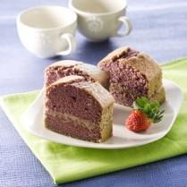 resep kue talas ungu