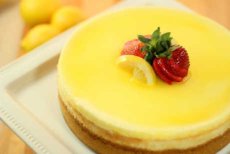 resep cheese cake lemon