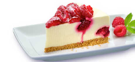 resep cheese cake raspberry