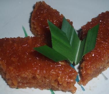resep kue kelamai ubi