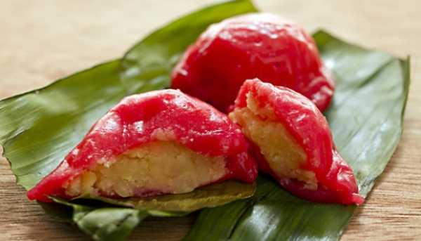 resep Kue Ku Cassava