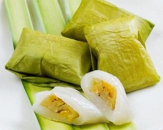 resep kue pisang (nagasari)
