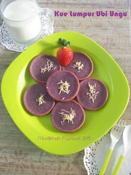 resep lumpur ubi ungu