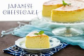 Resep Cheesecake Ala Jepang